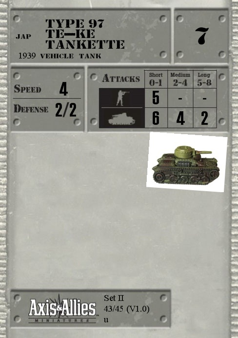 Full Force Diesel >> Type 97 Te Ke Tankette - forumini wiki